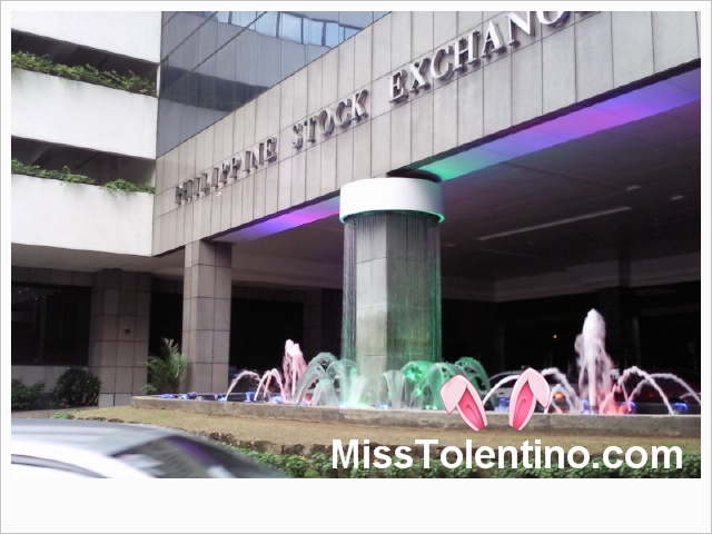 The Ultimate 'Market Place': The Philippine Stock Exchange