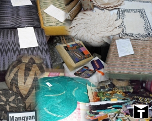 From furniture, to bags, to your dining set, fill your home with Filipino hand made products.