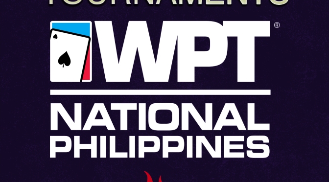 World Poker Tour® Announces first WPT® National Philippines Event