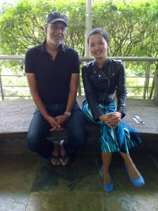 My interview with Filipino artist BenCab.