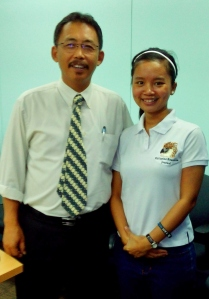 My interview with Renewable Energy Director Mario Marasigan of the Department of Energy.