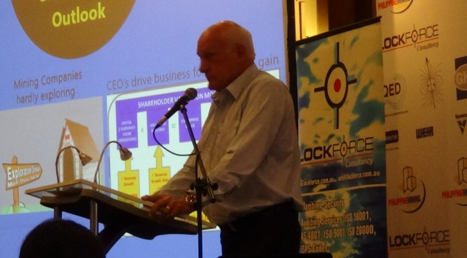 50 years in the drilling business – QED's Blackley opens up